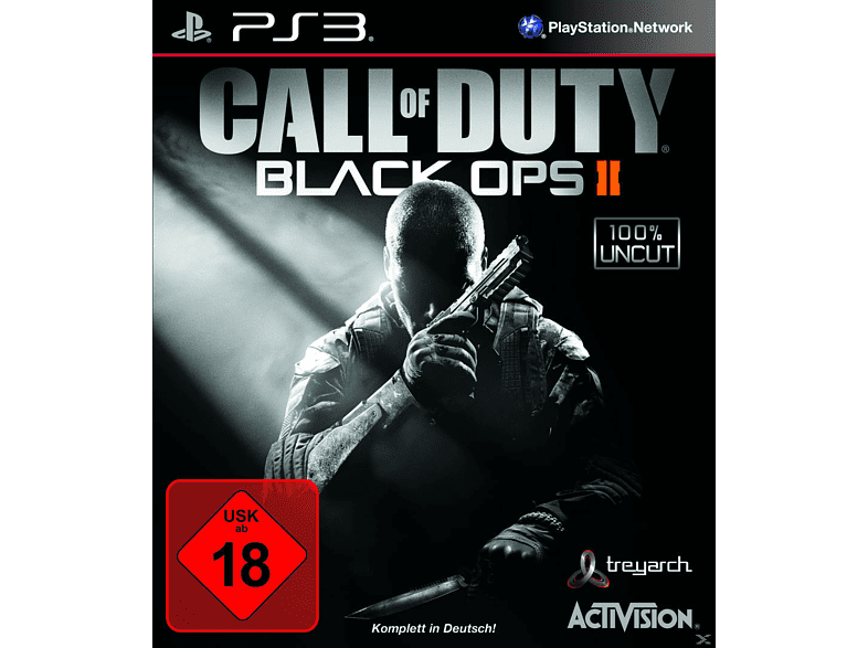 Call of Duty: Black Ops II (Software Pyramide) [PlayStation 3]