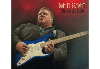 Danny Bryant - Temperature Rising - (CD)