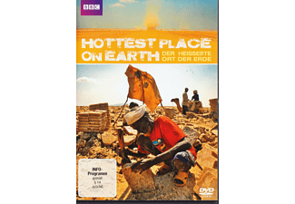 Hottest Place on Earth - Der heisseste Ort der Erde - (DVD)