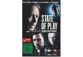 State Of Play - Stand der Dinge - (DVD)