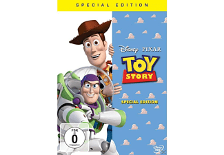 Toy Story Special Edition - (DVD)