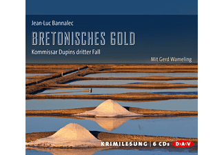 Bretonisches Gold - 6 CD - Krimi/Thriller