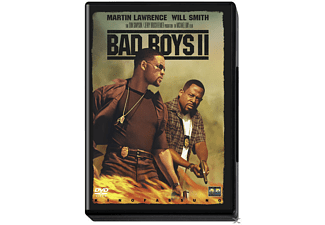 Bad Boys II Action DVD