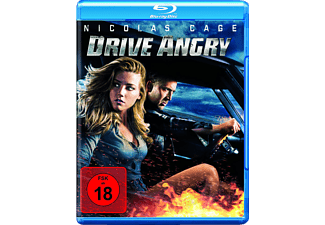 Drive Angry Action Blu-ray