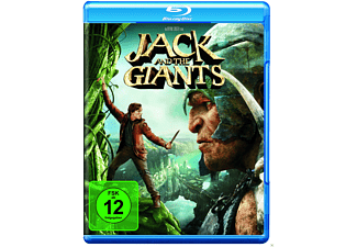 Jack and the Giants Abenteuer Blu-ray