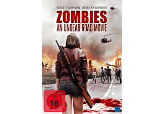 Zombies - An Undead Road Movie - (DVD)
