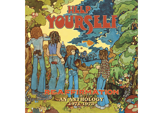 Help Yourself - REAFFIRMATION - AN ANTHOLOGY (REMASTERED 2CD EDIT. - (CD)