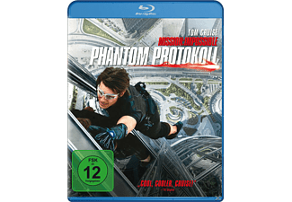 Mission: Impossible 4 - Phantom Protokoll Action Blu-ray