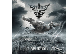 Scared To Death - Fatal Destroy - (CD)