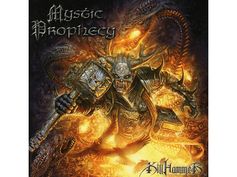 Mystic Prophecy - KILLHAMMER [CD]
