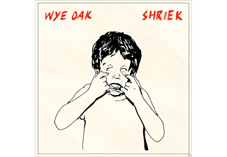 Wye Oak - Shriek - (CD)