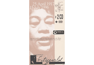 Ella Fitzgerald - A-Tisket, A-Tasket / Flying Home (Classic Jazz Archive Series) - (CD)