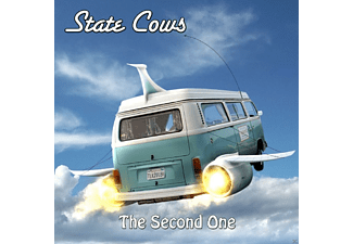 State Cows - The Second One - (CD)