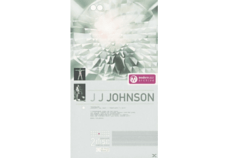 J.J. Johnson - Turnpike / Get Happy (Modern Jazz Archive Series) - (CD)
