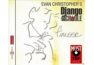 Evan Christopher - Django A La Creole Finesse - (CD)