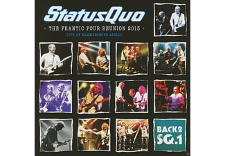 Status Quo - Back 2 SQ.1 - Live At Hammersmith Apollo (CD)