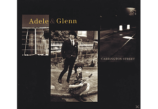 Adele & Glenn - Carrington Street - (CD)