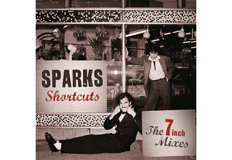 Sparks - Shortcuts: The 7 Inch Mixes (1979-1984) - (CD)