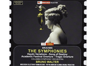 Columbia Symphony Orchestra, Walter Bruno - Symphonies (Integrale) - (CD)