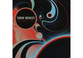 Turin Brakes - We Were Here - (CD)