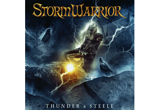 Stormwarrior - Thunder & Steele - (CD)