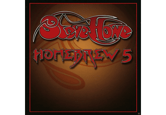 Steve Howe - Homebrew 5 - (CD)