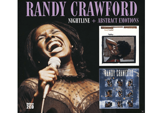 Randy Crawford - Nightline+Abstract Emotions (Rem.+Bonus) - (CD)