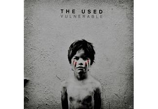 The Used - Vulnerable - (CD)
