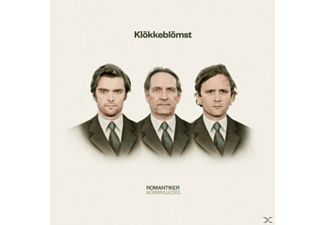 Klokkeblomst - Romanticist - (CD)
