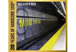 Scooter - 20 Years Of Hardcore / Mind The Gap - (CD)