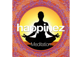 Happinez - Meditation - (CD)