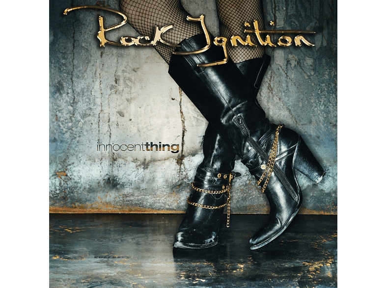 Rock Ignition - Innocent Thing [CD]
