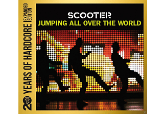 Scooter - 20 Years Of Hardcore - Jumping All Over The World - (CD)