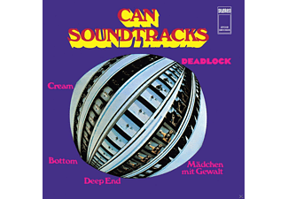 Can - Soundtracks (Remastered) - (CD)