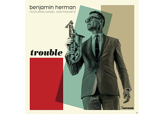 Benjamin Herman - Trouble - (CD)