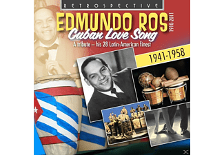 Edmundo Ros - Cuban Love Song - (CD)