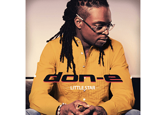 Don E - Little Star - (CD)