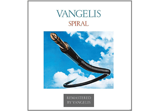 Vangelis - Spiral (Remastered Edition) - (CD)