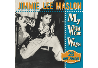 Jimmy Lee Maslon - My Wildcat Ways-26 Hot Tracks - (CD)