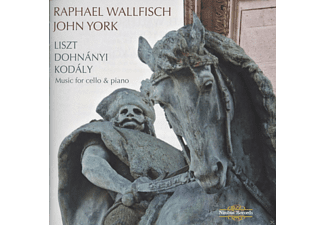 Raphael Wallfisch, John York - Music for cello & piano - (CD)
