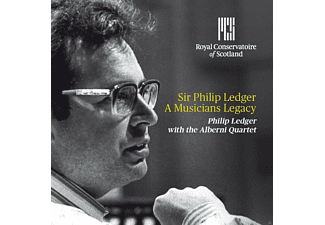 Philip Ledger, The Alberi Quartet - A Musicians Legacy - (CD)