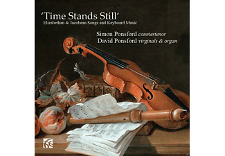 VARIOUS - Time Stands Still-Elizabethan & Jacobean Songs - (CD)