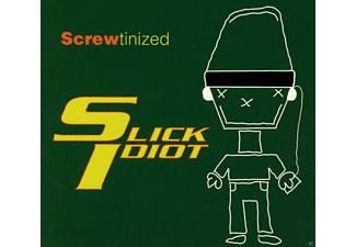 Slick Idiot, En Esch - Screwtinized - (CD)