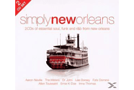 VARIOUS - Simply New Orleans (2cd) [CD]