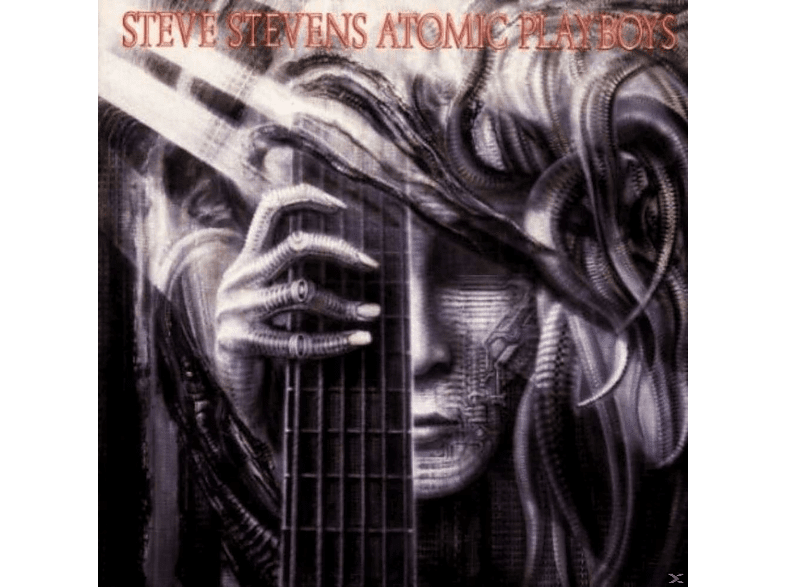 Stev Stevens - Atomic Playboys [CD]