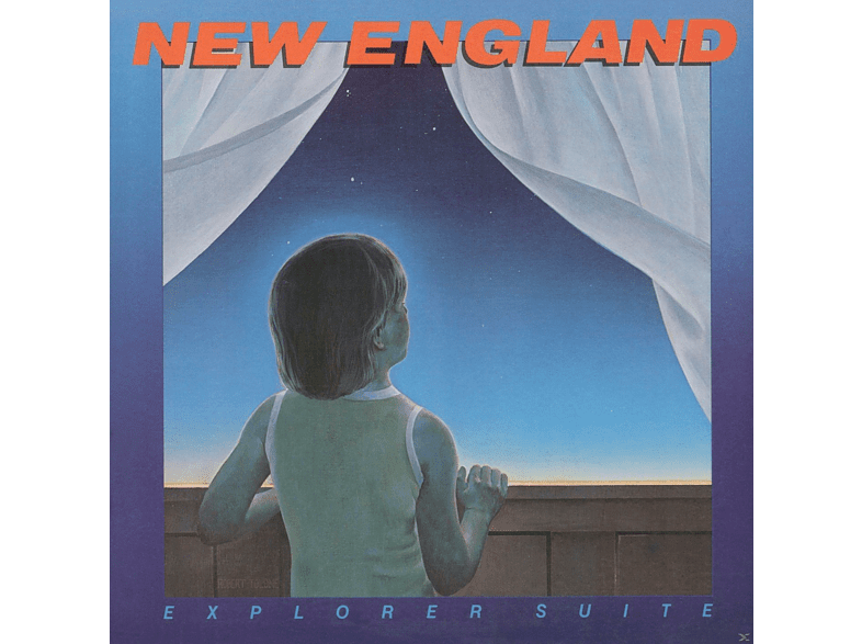 New England - Explorer Suite (Limited Collector's Edition) [CD]