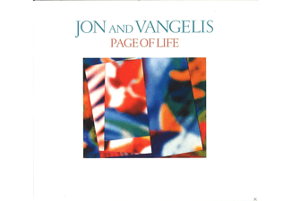 Jon - Page Of Life (Remastered Edition) - (CD)