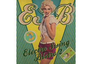 VARIOUS - Electro Swing Bistro 2 - (CD)