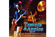 Travers & Appice - Live In Europe [CD]