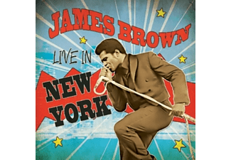 James Brown - Live In New York - (Vinyl)